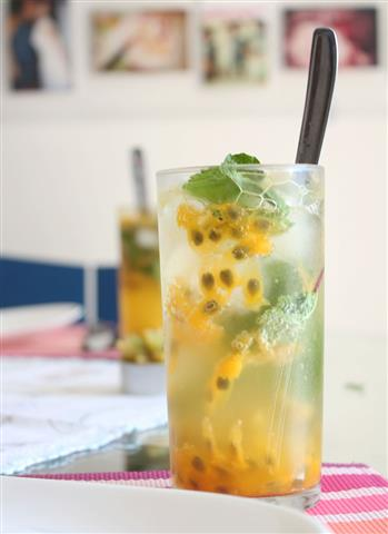 Virgin Passion Mojito