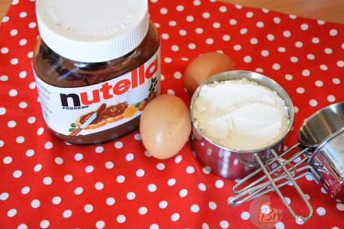 nutella-brownies-ingredients