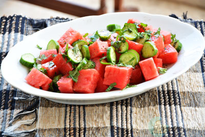 watermelon-summer-salad-breadonbutter