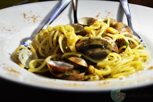 Spaghetti-al-vongole-Vicolo-88-Rome