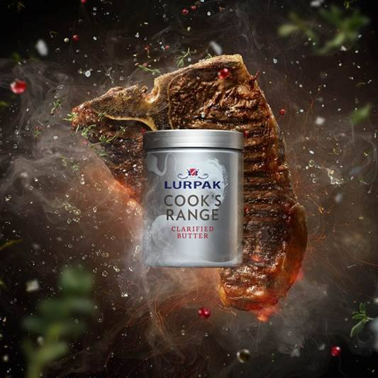 clarified butter lurpak cook's range
