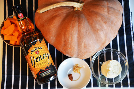 ingredients-halloween-drink