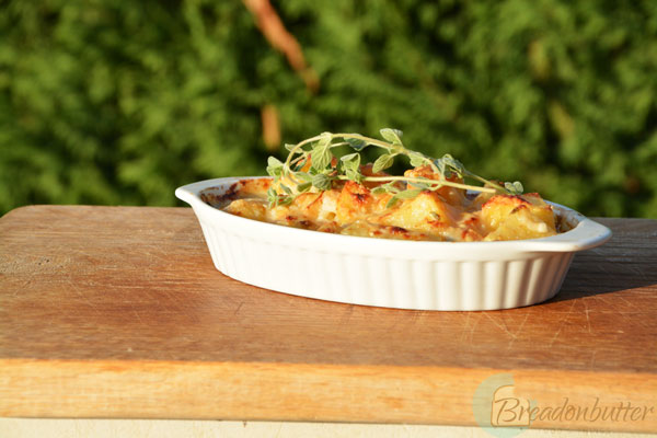 Lurpak | Cook's Range | Cheesy Potato Gratin | Cheesy
