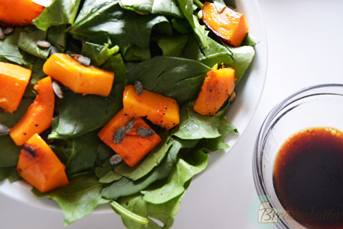 pumpkin salad | breadonbutter