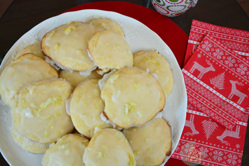 ricotta lemon cookies | breadonbutter