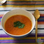 pumpkin soup | breadonbutter