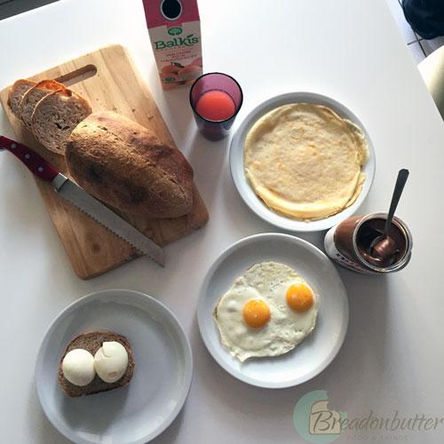 breakfast | breadonbutter
