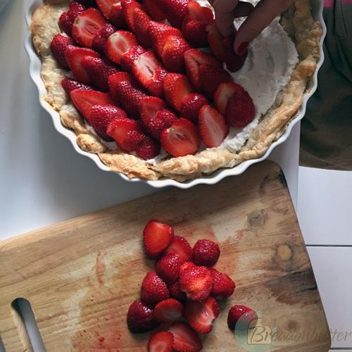 ricotta tart | breadonbutter