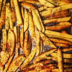 healthy french fries | breadonbutter