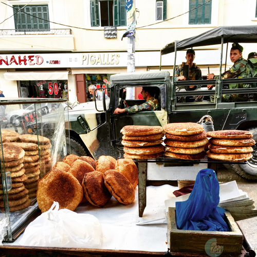 weekend in tripoli | breadonbutter