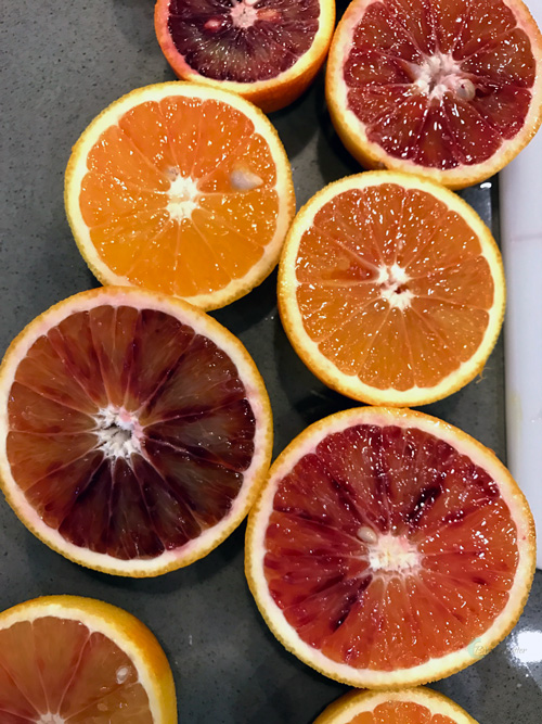 blood orange cake | breadonbutter
