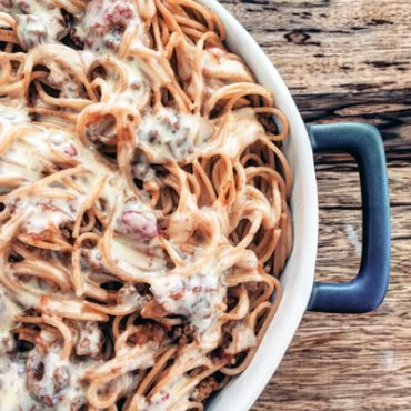 How To Make An Irresistible Spaghetti Bolognese