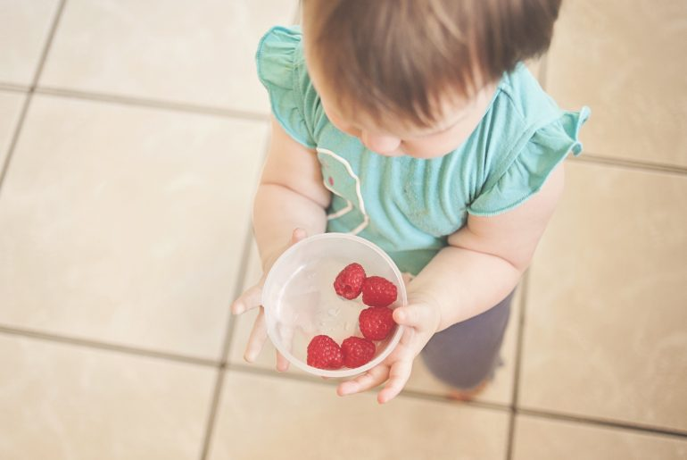 6 Easy Snack Ideas For Toddlers