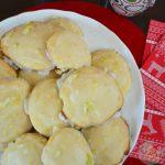 ricotta lemon cookies | breadonbutter