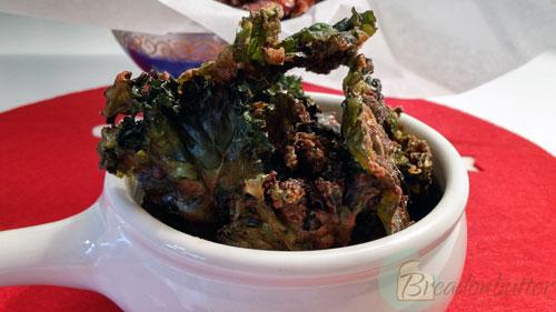 kale crisps | breadonbutter