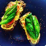 avocado toast   breadonbutter