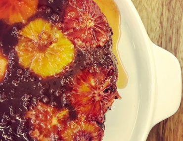 blood orange cake   breadonbutter