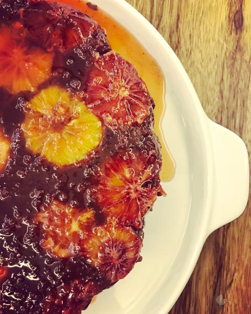 blood orange cake | breadonbutter